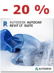 AutoCAD Revit LT Suite - Abonnement - 1 an